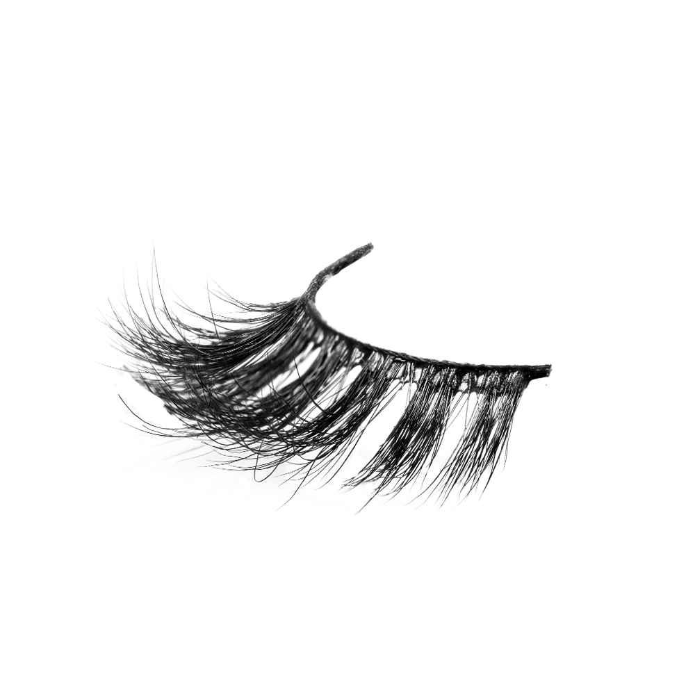 High quality 5d mink eyelashes natural mink lashes style in bulk preferred vendor JN48