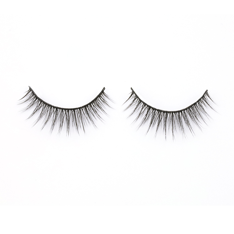 The Most Popular Wholesale Private Label Silk Eyelashes Vendor in USA SP86 ZX033
