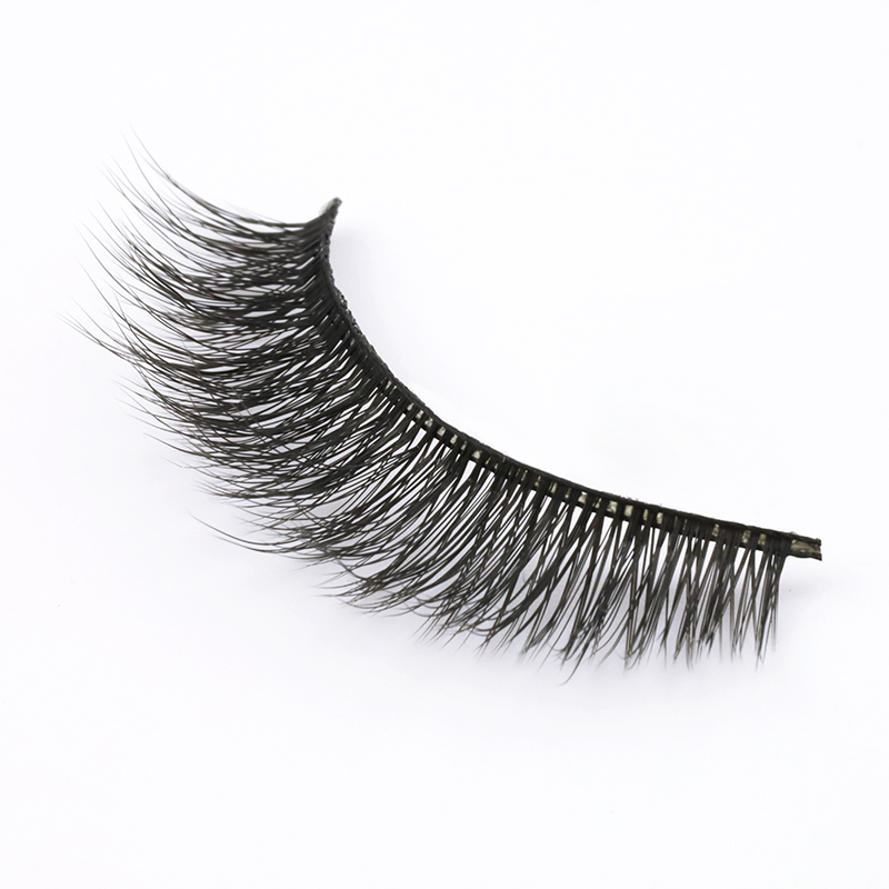 2021 New Style Hot Selling Natural Silk Eyelashes SP88 ZX034