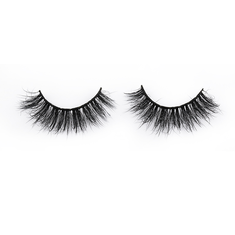 2021 New Arrival 6D High Volume Real Mink Lashes in UK/USA 6D02 ZX005