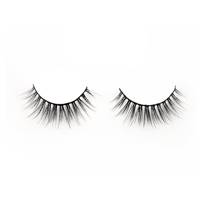 2021 New Arrival Natural Looking 3D Silk Lashes SPG04 ZX020